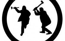 Ассоциация вольного боя на топорах. Урок первый. Видео